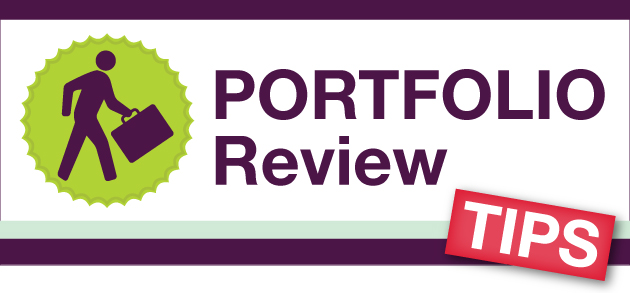 Portfolio Review Tips